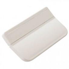 Ручка балконная AXOR пластиковая белая