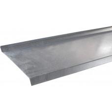 Отлив оконный из оцинкованной стали