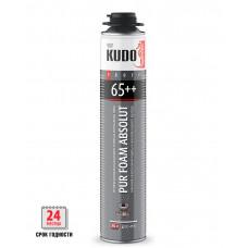 Монтажная пена KUDO PROFF 65++ (летняя)