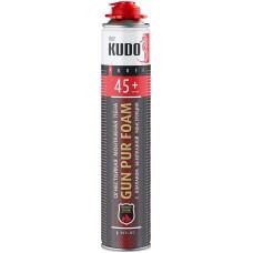 Монтажная пена KUDO FIRE PROFF 45+ (огнестойкая)