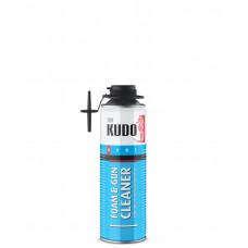 Очиститель монтажной пены KUDO FOAM&GUN CLEANER (бытовой)