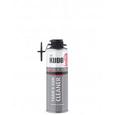 Очиститель монтажной пены KUDO FOAM&GUN CLEANER (профессиональный)