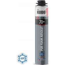 Монтажная пена KUDO ABSOLUT PROFF 70+ ARKTIKA NORD (зимняя)