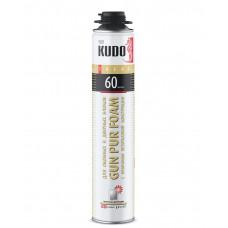 Монтажная пена KUDO TREND 60 (летняя)
