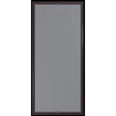 Москитная сетка коричневая анвис (внутрирамная) размер 565х1295 мм.