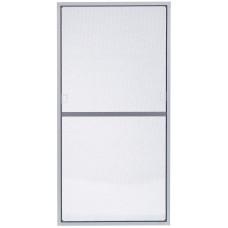 Москитная сетка дверная с горизонтальным импостом размер 620x2020 мм.