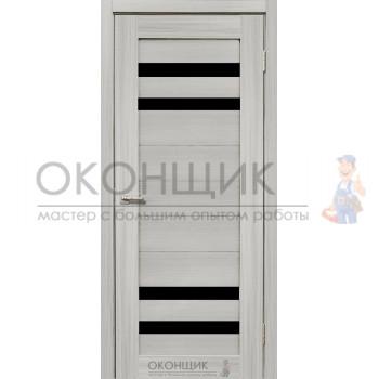 """Дверь ДЕРА """"Модель 636-ЛЧ"""" """"Сандал белый"""""""