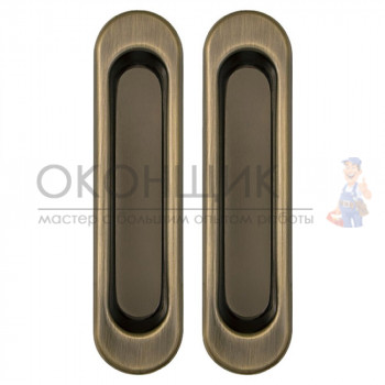 Ручки для раздвижных дверей PUNTO Soft LINE SL-010 AB