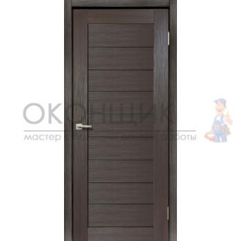 """Дверь ДЕРА """"Модель 634-ГЛ"""" """"Венге"""""""