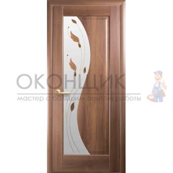 """Дверь НОВЫЙ СТИЛЬ """"ЭСКАДА"""" """"Золотая ольха"""""""
