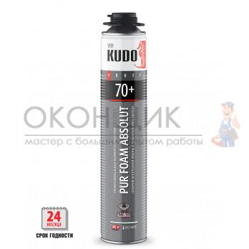 Монтажная пена KUDO PROFF 70+ (летняя)