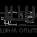 Ручка-защелка НОРА-М АА-03 (никель)