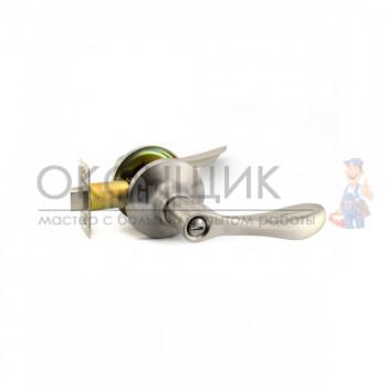 Ручка-защелка НОРА-М ЗВ3-03 (никель)