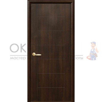 """Дверь НОВЫЙ СТИЛЬ """"РИНА-ГЛ"""" """"Каштан"""""""