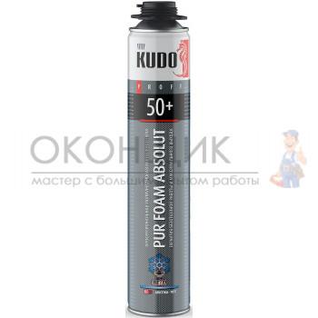 Монтажная пена KUDO ABSOLUT PROFF 50+ ARKTIKA (зимняя)