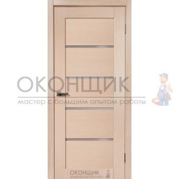 """Дверь ДЕРА """"Модель 673-СО"""" """"Беленый дуб"""""""