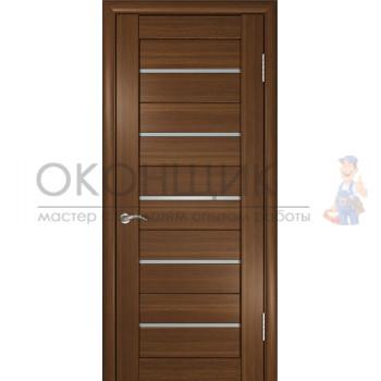 """Дверь ТЕРРИ """"Модель 22"""" """"Итальянский орех"""""""