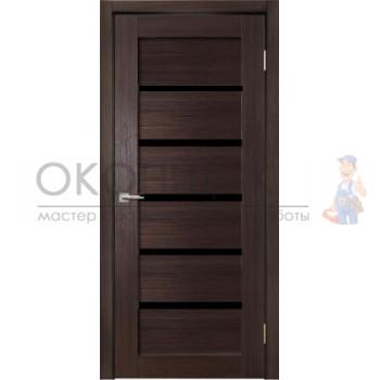 """Дверь ДЕРА """"Модель 683-ЛЧ"""" """"Венге"""""""