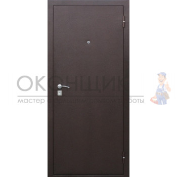 """Входная дверь ГАРДА """"Венге"""" (1 замок)"""