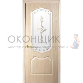 """Дверь НОВЫЙ СТИЛЬ """"ВЕНЗЕЛЬ-МС"""" """"Ясень"""""""