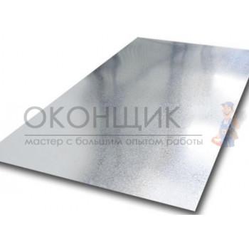 Лист оцинкованный 0,45 мм (1250х2000)
