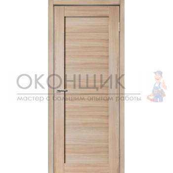 """Дверь ДЕРА """"Модель 634-ГЛ"""" """"Шимо светлый"""""""